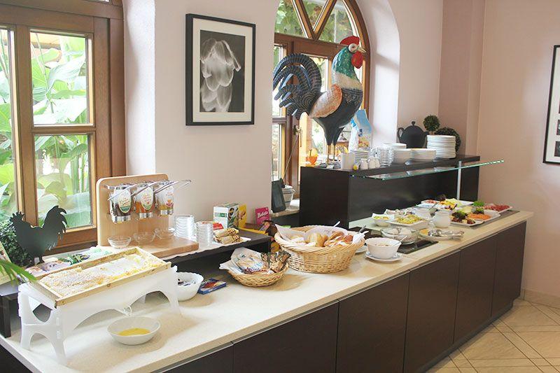 Und frühstücksbuffet umgebung worms Hotels in